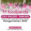 Jawatan Kosong Terkini Foodpanda Malaysia Sdn Bhd Dibuka Seluruh Malaysia ~ GAJI RM2,300 - RM8,000 / Minima SPM Layak Memohon!