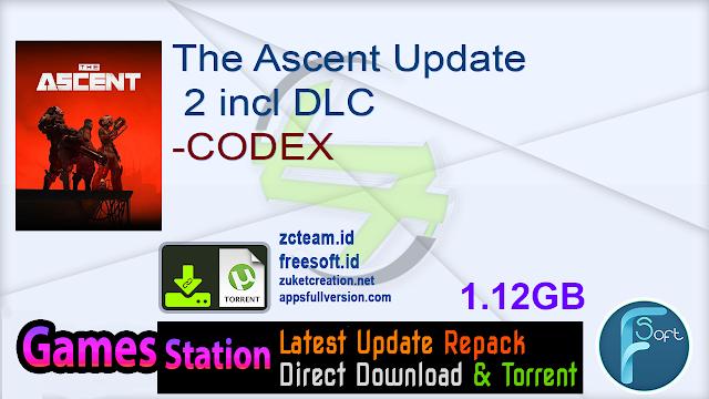 The Ascent Update 2 incl DLC-CODEX