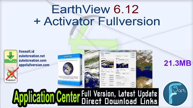 EarthView 6.12 + Activator Fullversion