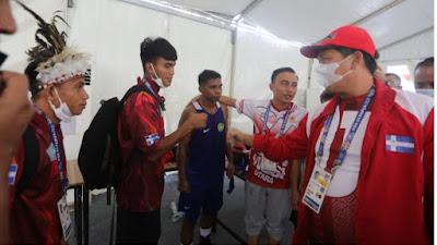 Sulut Berpeluang Tambah Medali, 4 Petinju Masuk Semifinal