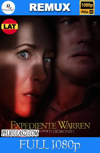 The Conjuring The Devil Made Me Do It (2021) Full HD REMUX 1080p Dual-Latino VIP