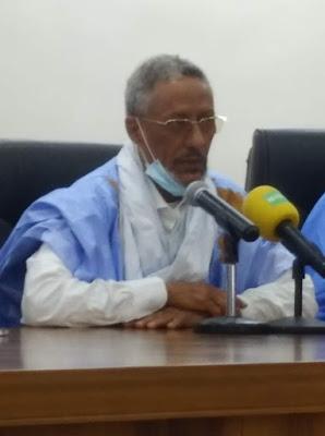 نواذيبو : إنتخاب ولد حمادي رئيسا للإتحادية الوطنية للصيد