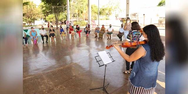 Senador Canedo promove atividades em comemoração a Semana do Idoso