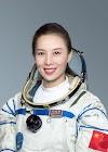 La primera mujer astronauta China