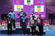 Atlet Tebo Persembahkan Medali Perak Buat Jambi dalam PON XX Papua