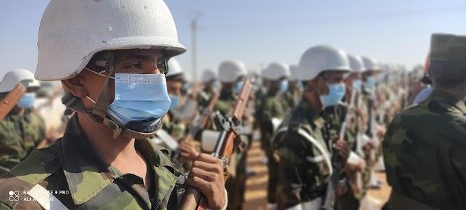 الرئيس الصحراوي يؤكد أن الوحدة الوطنية أفشلت مؤامرات استعمارية دنيئة تروم القضاء على الشعب الصحراوي.