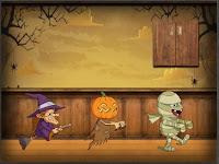 Amgel Halloween Room Escape 22