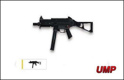 سلاح UMP