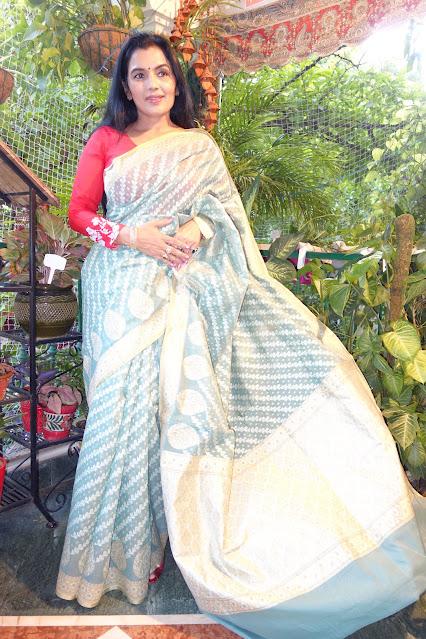 Banarasi cotton sarees. Our gifting range