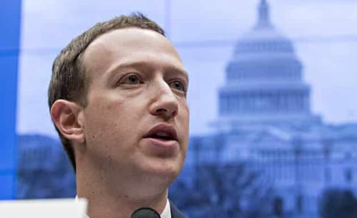 Zuckerberg rejects allegations against Facebook