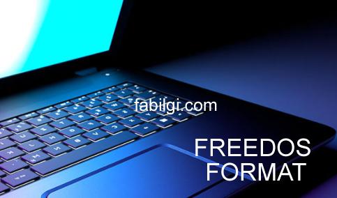 Freedos Bilgisayara Nasıl Windows Kurulur Asus HP Laptoplar