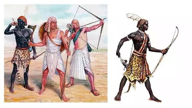 Ancient Egyptian Warriors