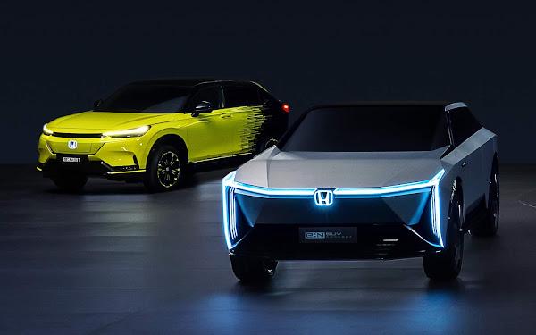 Новая Honda HR-V на 100% выходит на рынок Китая в 2022 году