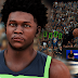 NBA 2K22 Anthony Edwards Cyberface, Hair and Body Model  By PPP