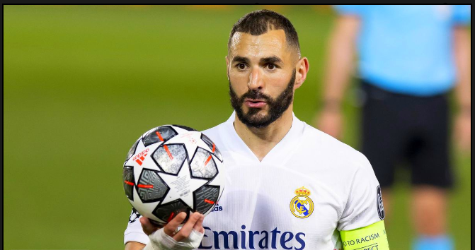 Benzema says El Clasico is still the best game in football even without Messi.