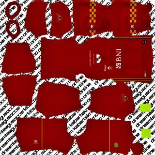 DLS 2021 Kit Bhayangkara FC Liga 1 Indonesia
