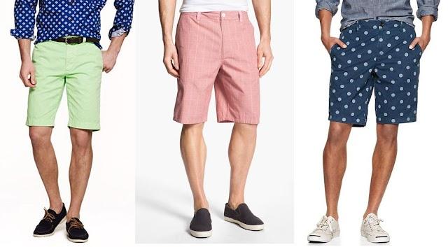 Tips Memilih Celana Pendek Untuk Pria Tahun 2021