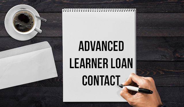 Advanced Learner Loan Contact Details