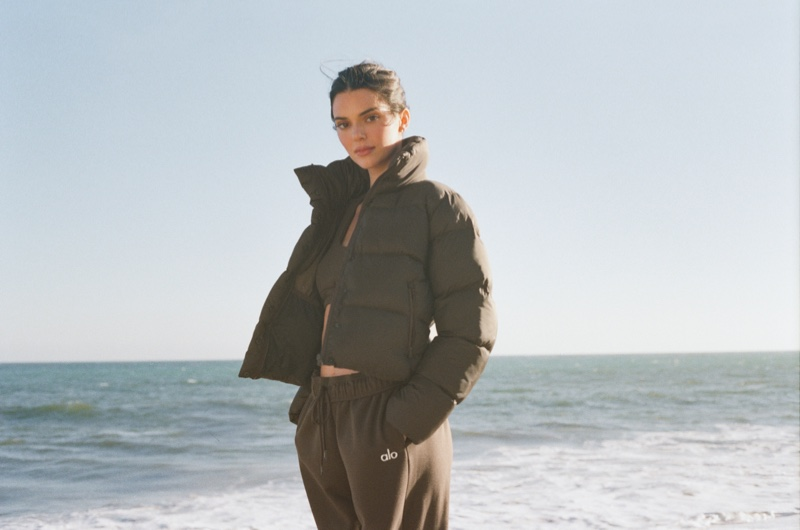 Alo launches its first campaign dedicated to outerwear styles.