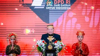 Para Duta Besar Negara Sahabat Ucapkan Selamat Ulang Tahun untuk DPD RI
