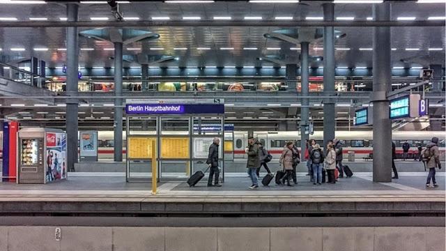 الاتحاد,الأوروبي,يوزع,60000,تذكرة,قطار,بالمجان