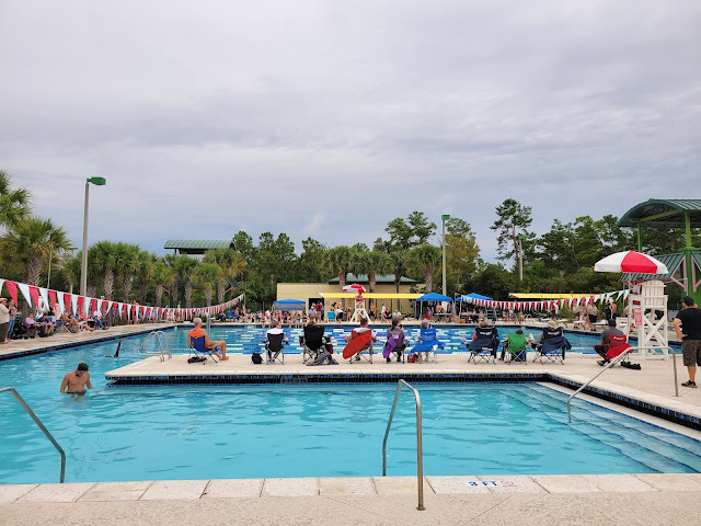 Coach Frank Holleman's Last Home Swim Meet with St. Augustine High School at the Solomon Calhoun Center
