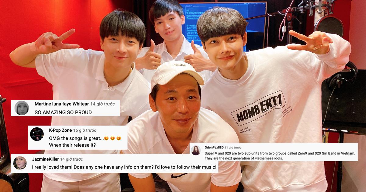 Super V được khán giả quốc tế săn đón sau màn trình diễn tại Asia Song Festival 2021