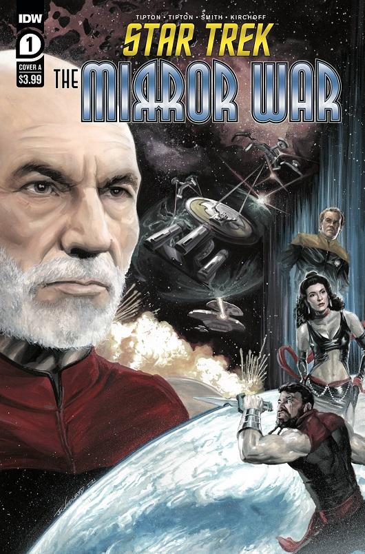Star Trek: Mirror War #1