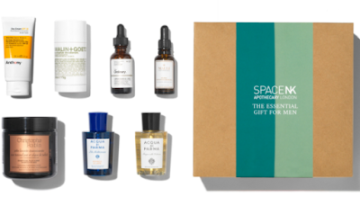 Space NK Essential Gift Set For Men Volume 3. Reveal