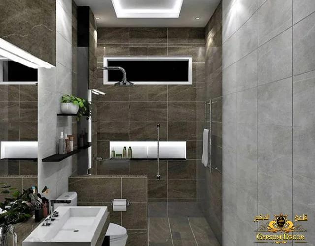 افكار ديكورات حمامات