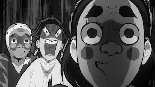 鬼滅の刃アニメ 25話   鉄穴森鋼蔵 Kanamori Kozo CV.竹本英史   Demon Slayer Episode 25