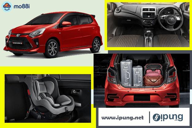 Mobil Agya, Mobil Bekas Rekomendasi Untuk Keluarga