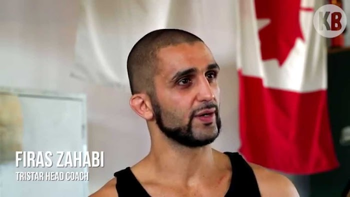 Firas Zahabi  Net Worth, Income, Salary, Earnings, Biography, How much money make?