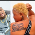 Businessmen, Obi Cubana and Cubana Chief Priest reacts as lady tattoos their names on her back