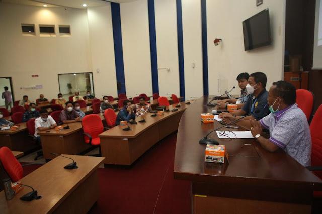 Pelajari Pengelolaan Air Limbah, Pansus DPRD Kabupaten Bengkalis Kunjungi BP Batam