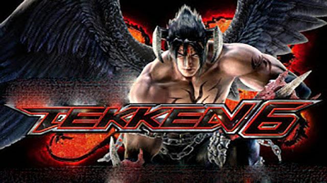 تحميل لعبة تيكن 6 Tekken على محاكى ppsspp من ميديا فاير