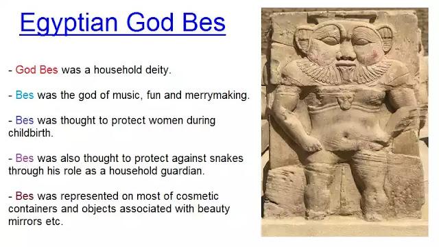 Egyptian God Bes