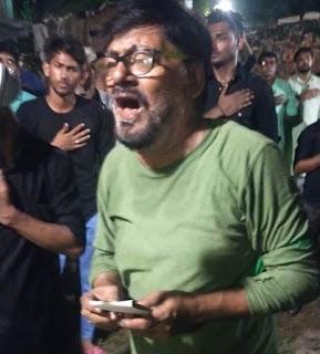 कर्बला हमें ज़ुल्म के खिलाफ आवाज़ बुलंद करने का दर्स देती है : मौलाना सैय्यद अली यासिर | #NayaSaberaNetwork