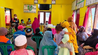 Rumah Zakat Support Percepatan Vaksinasi di Desa Berdaya Teke