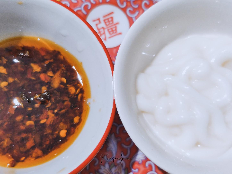 chilli oil sauce haka dimsum