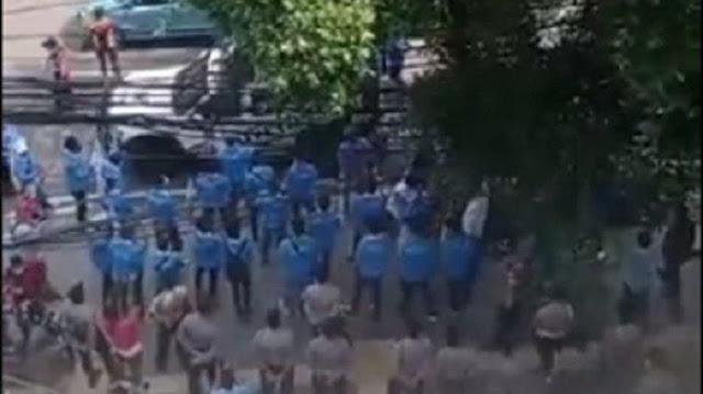 Kantor PSI Dikepung Orang KNPI, Guntur Romli Pertanyakan Kenapa Mereka Bela Anies