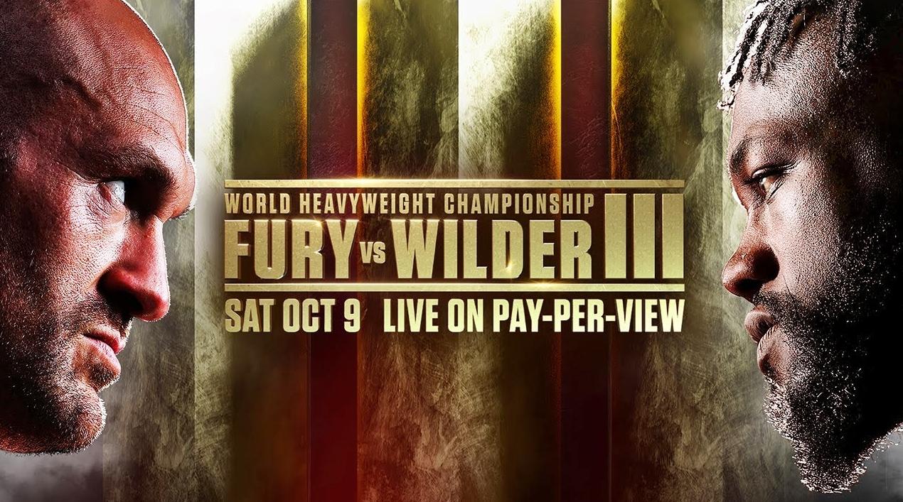 Deonte Wilder vs Tyson Fury