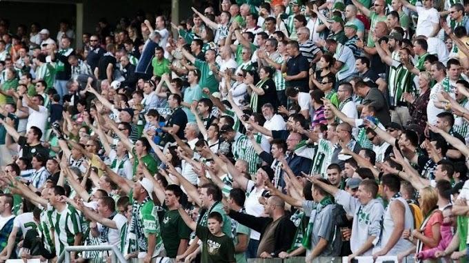 Náci karlendítéstől félnek a skótok a Fradi meccs előtt