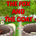 fox and goat story.