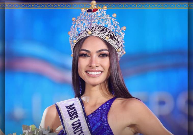 Congratulations to Beatrice Gomez, the new Miss Universe Philippines!