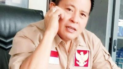 SAH,..Joppy Albert Senduk, Terpilih Ketua PKB Jemaat Musafir Paniki Baru