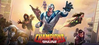 game online pc mmorpg_Champions Online