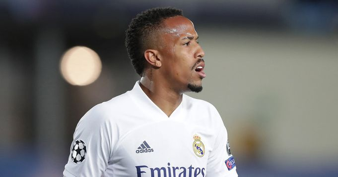Real Madrid defender Militao reportedly leaves Brazil camp due to injury