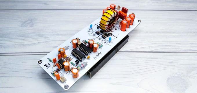 Class D 900 Watt Amplifier