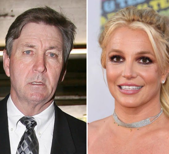 Britney Spears' father suspended as conservator of her estate, judge rules